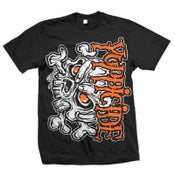"Image of YUPPICIDE ""Skull and Crossbones"" T-Shirt"