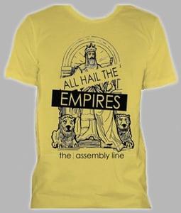 Image of Empires T-Shirt (Unisex)