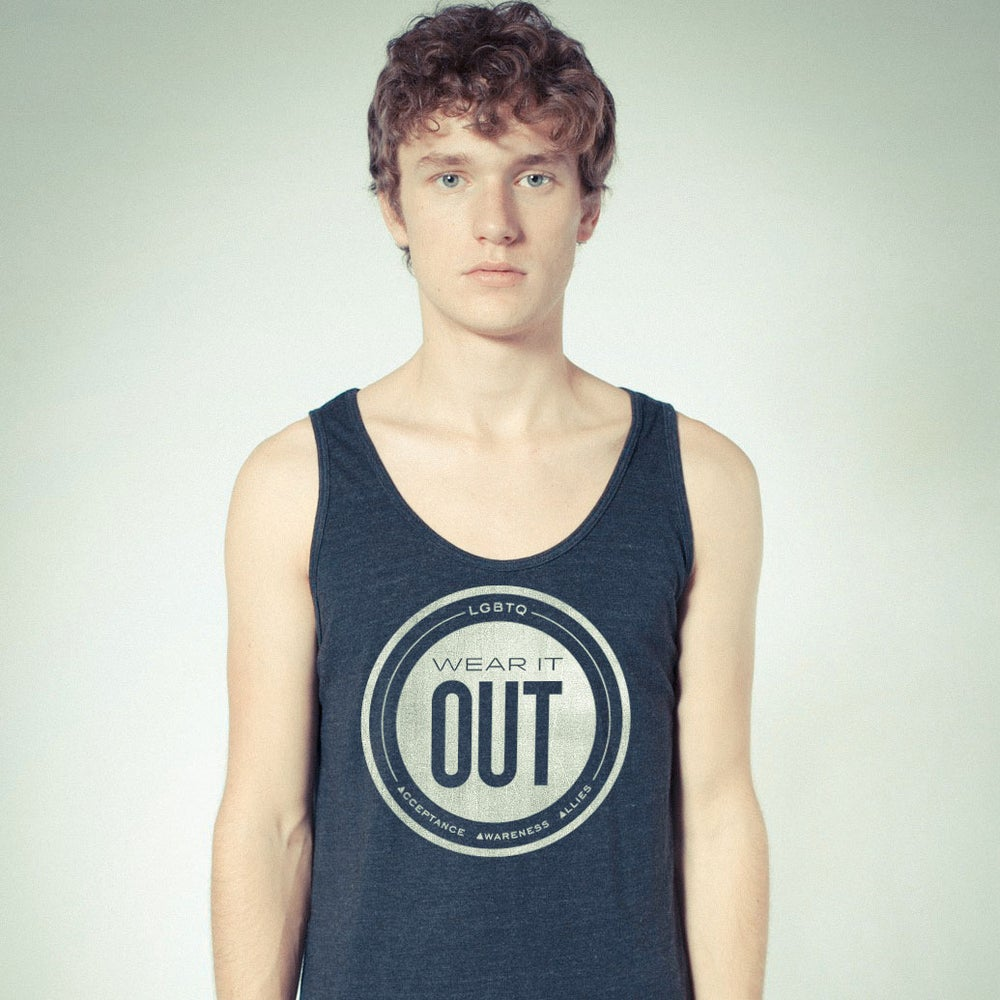Image of Wear it OUT classic Tank