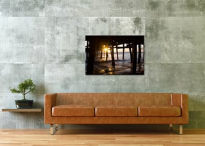 Image of DAYS END - (Metal or Canvas)