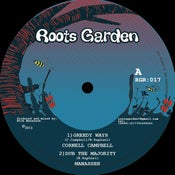 "Image of 10"" Cornell Campbell 'Greedy Ways' / Sun-I Tafari 'Hustling' / Leroy Horns 'Survival Thing'"