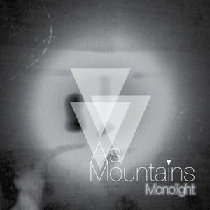 "Image of As Mountains ""Monolight"" CD (WVR002)"