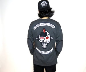 Image of BWS Gang Patch Sweatshirt