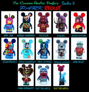 Image of The Custom Artist Project Series 3: Park Redux