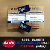 Image of BORG WARNER - OEM AUDI (RS6) RS-K04 028/029 CHRA - center sections-