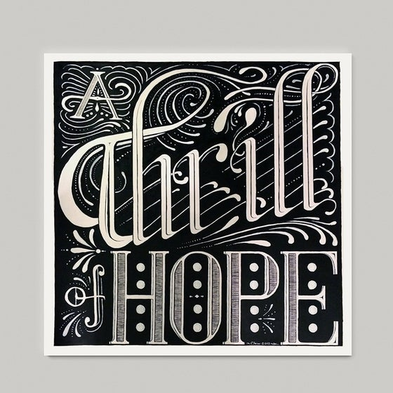 "Image of ""A Thrill of Hope"""