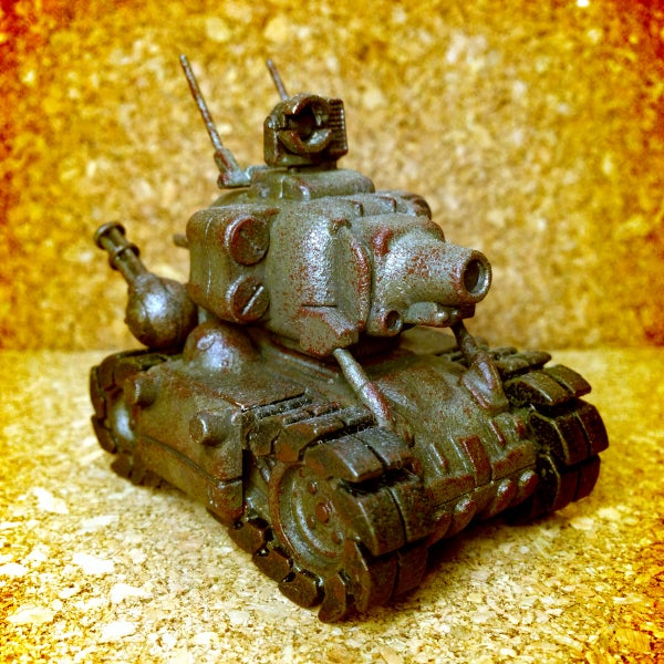 Image of METAL SLUG(capsule toy/Rust Paint) - soldout