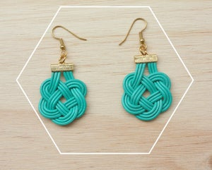 Image of Celtic Knot Earrings