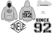"Image of ""Since '92"" Hoodie"