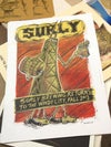 Surly Brewing Chicago poster