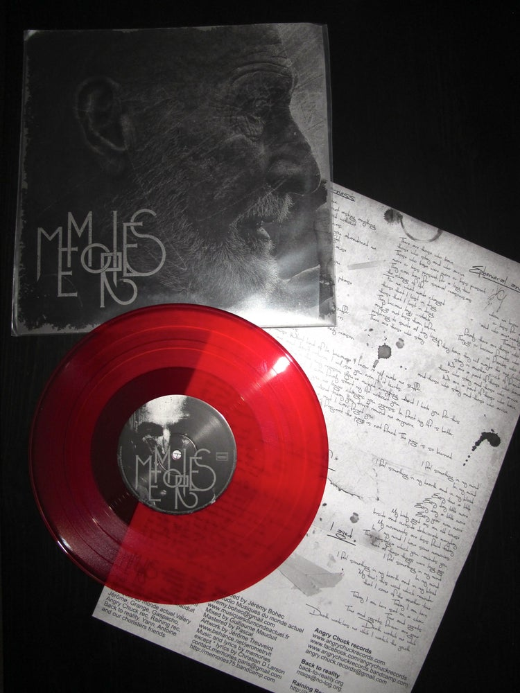 "Image of 1st EP Vinyl Edition (10"")"