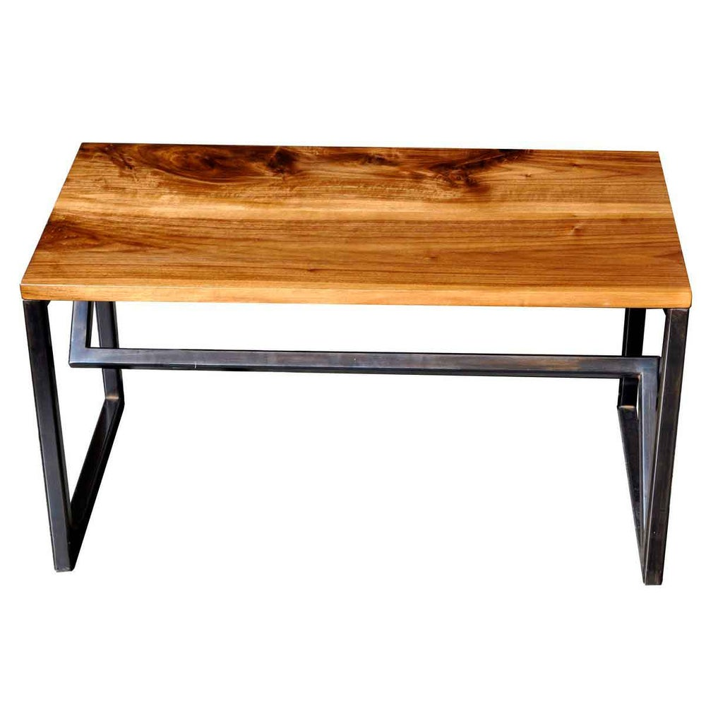Image of WALNUT COFFEE TABLE Z