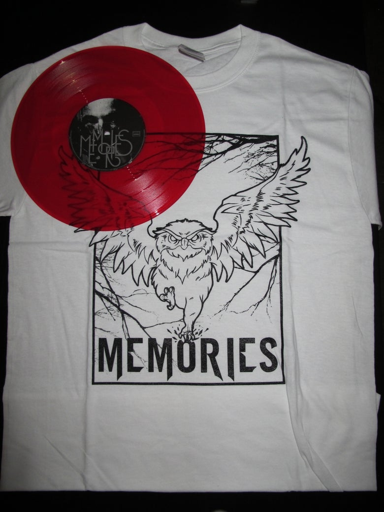 "Image of T-Shirt + EP (10"")"
