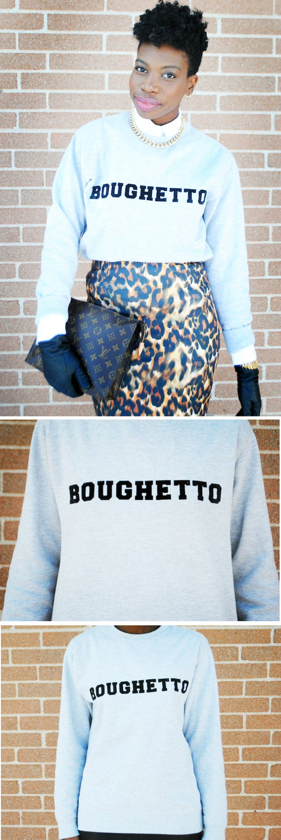 Image of Boughetto Sweatshirt