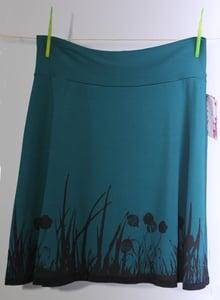 Image of Skirt, Wiesenglück, Petrol