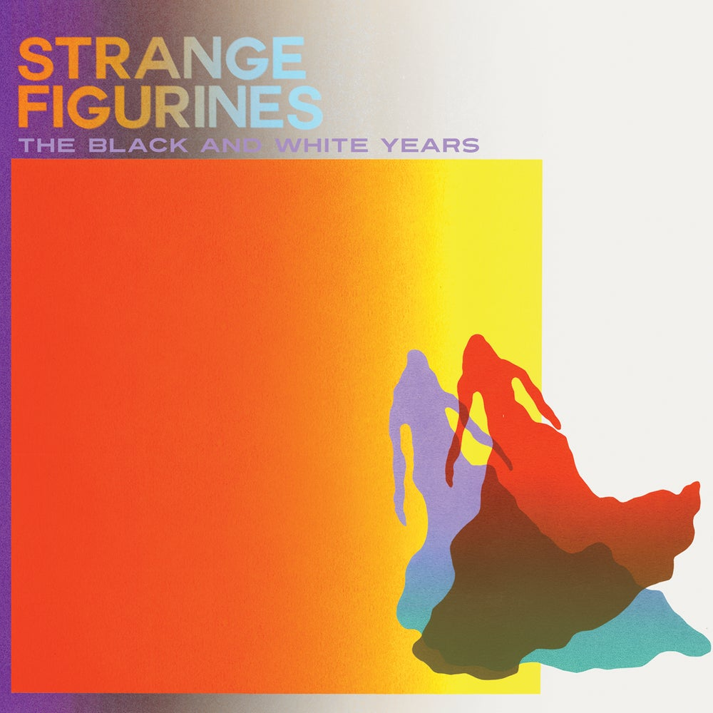The Black and White Years - Strange Figurines CD
