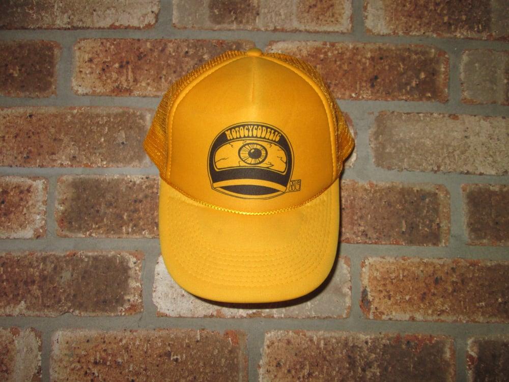 Image of Yellow Helmet Hat