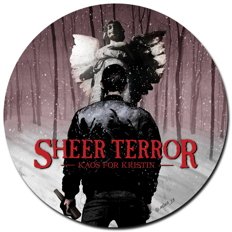 Dead City Records Merchandise Sheer Terror Quot Kaos For