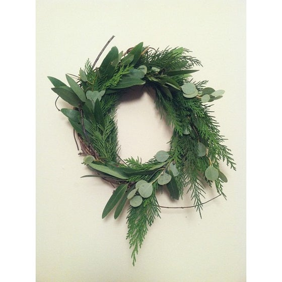 Image of wreath two.