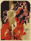 "Joan of Arc (Fall 2013 U.S. Tour) • Limited Edition Official Poster (18"" x 24"")"