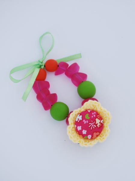 Image of Wild Wanderers Flower Bracelet CreativiTea Kit