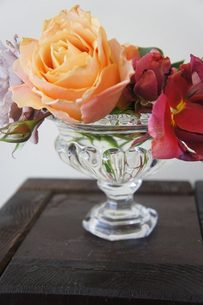 Image of 'Amelia' bowl vase