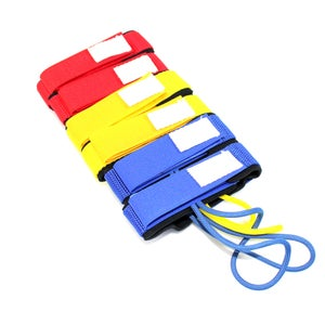 Image of Sushift - Fins Leashes - Primary Colors LTD