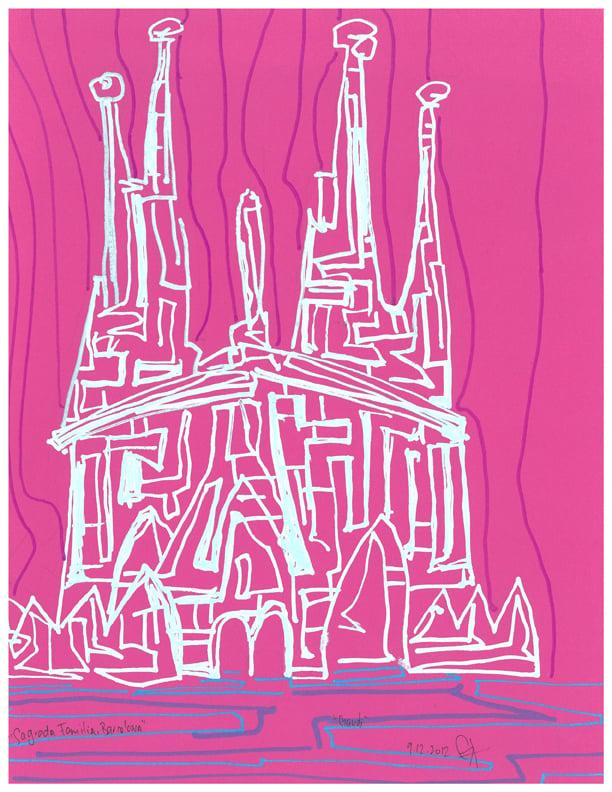 Image of Sagrada Familia, Barcelona