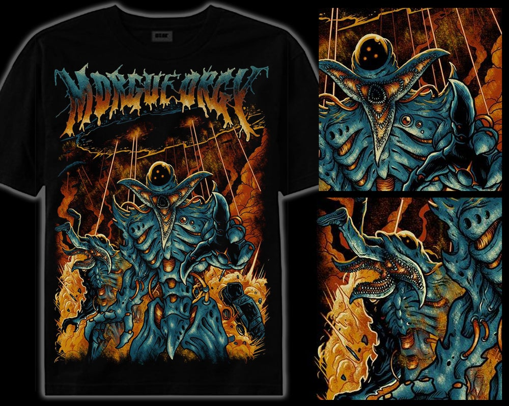 Image of The Deadly Spawn T-shirt