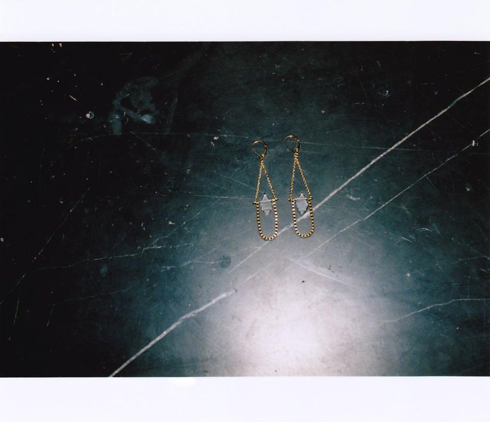 Image of ▲ Boucles D'oreilles Maxine ▲
