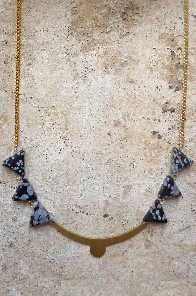 Image of ▲ Collier Sirius ▲