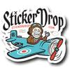 Sticker Drop x Ekiem Collab Sticker