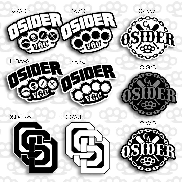 Image of 928 STICKERS
