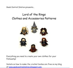 Image of Fellowship Clothes and Accessories Pattern