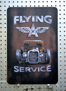 Image of Flying A Service