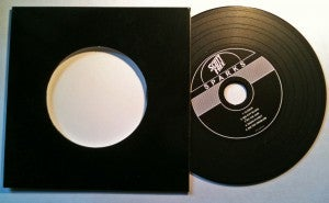 Image of Sparks EP LIMITED EDITION VINYL EFFECT CD