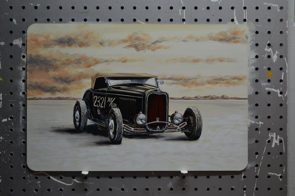Image of Salt Flats Racer
