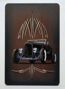 Image of 32 Roadster / Metal Print