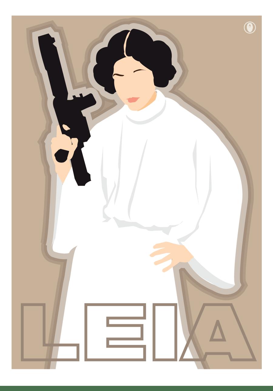 Image of 'LEIA'