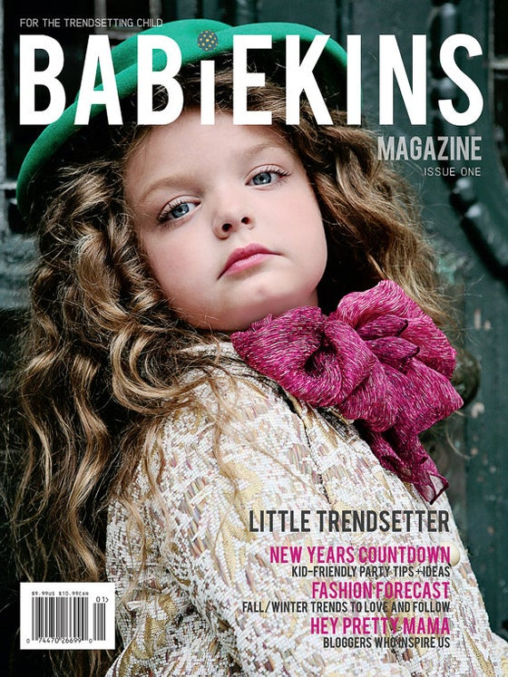 Image of Babiekins Issue 1