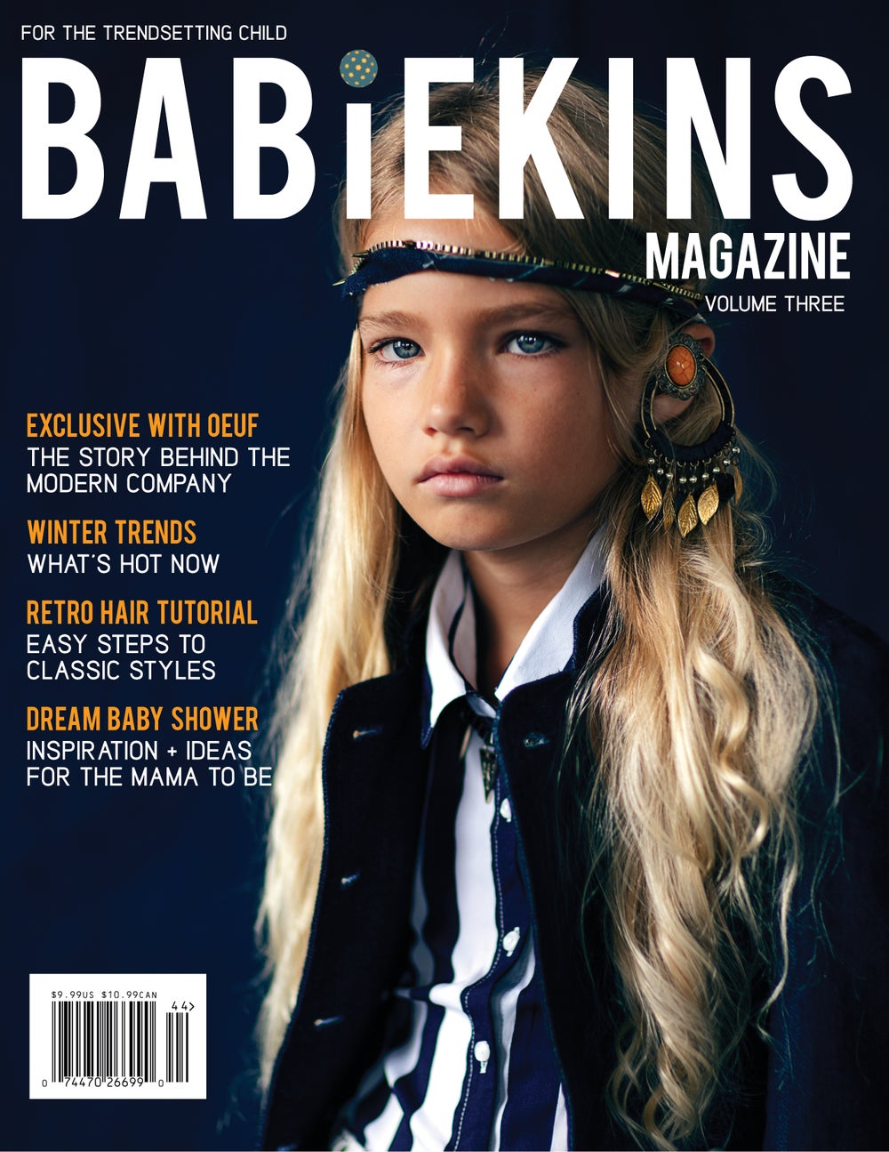 Image of Babiekins Issue 3