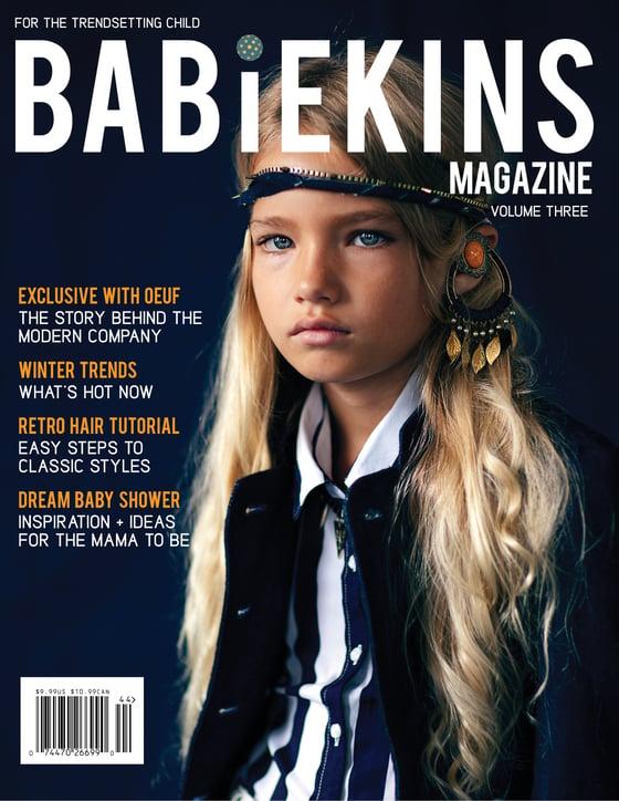 Image of Babiekins Issue 3