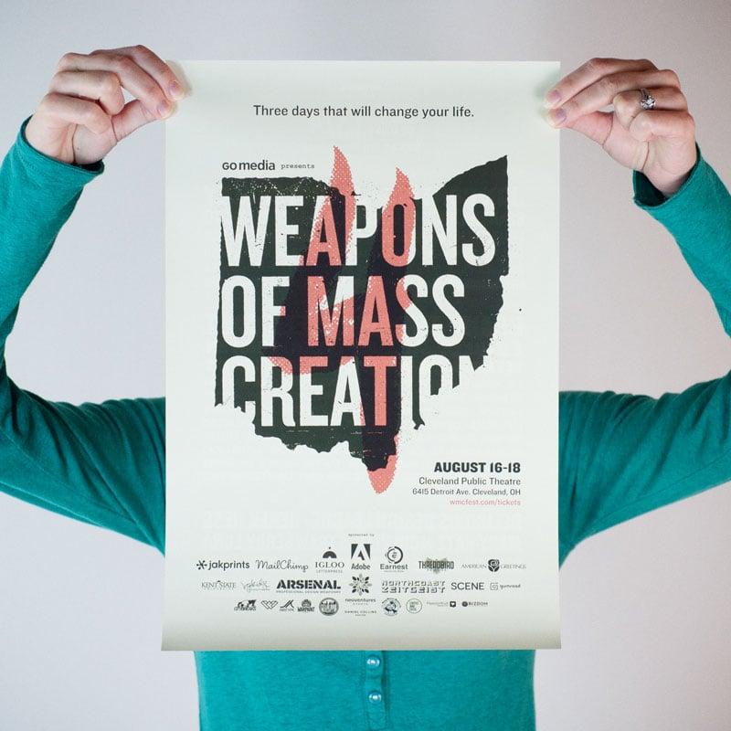 Image of WMC Fest 4 Poster