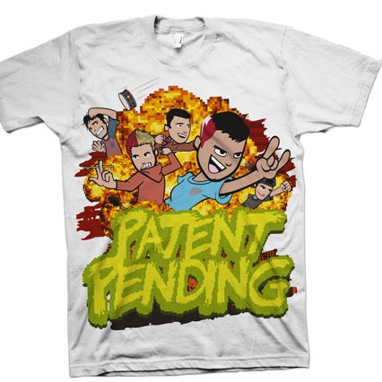 Image of 8-Bit Frenzy Tee
