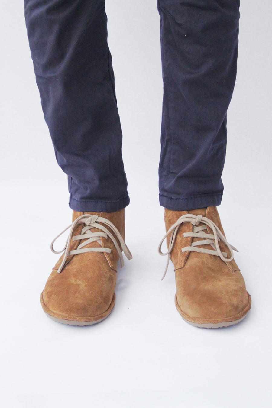 Image of Desert boots - Lion in Tan