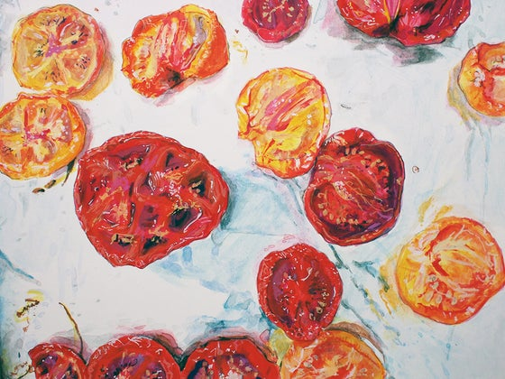 Image of Slow-Roasted Tomatoes