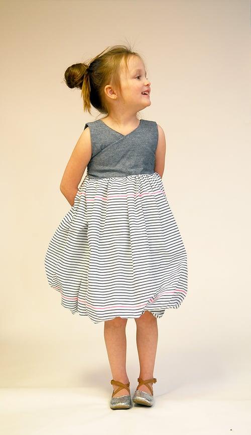 Image of The Martha Bubble Dress