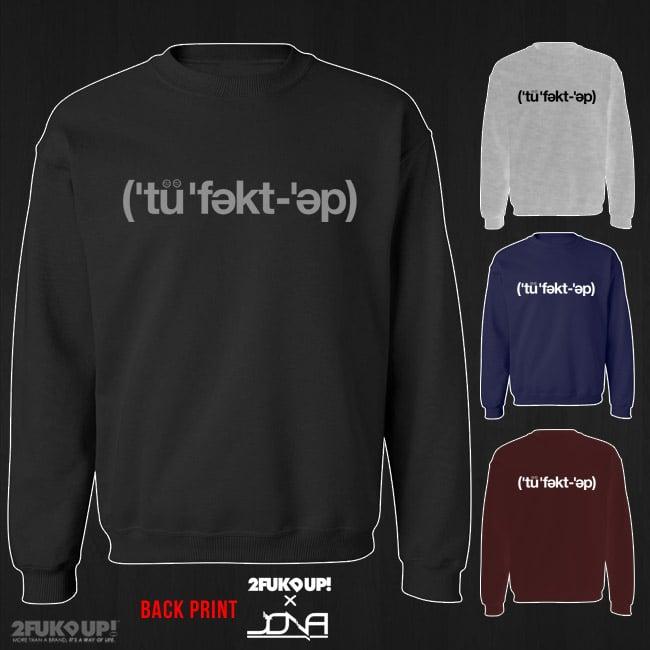 Image of Proper Gab *Hoodie & Crewneck Sweater*