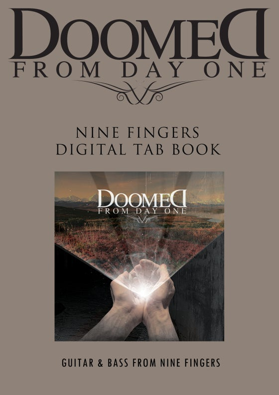 Image of NINE FINGERS DIGITAL TAB BOOK