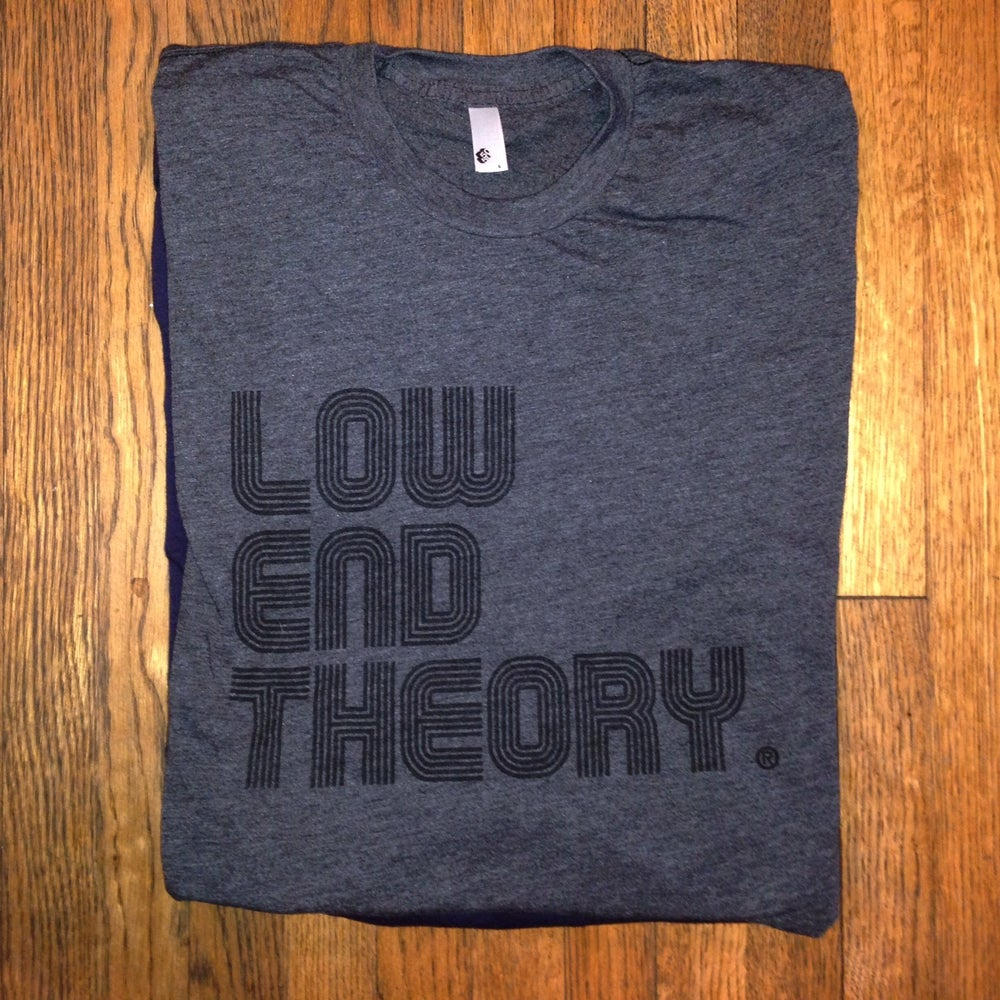 Image of LOW END THEORY Black Friday Tee